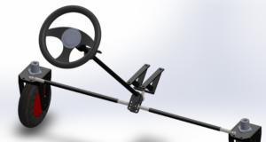 Ackermann Steering Mechanism