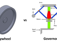 flywheel vs governor