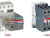 Relay and Contactor