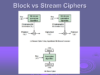 block cipher vs stream cipher