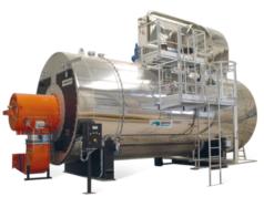 Fire-tube-boiler
